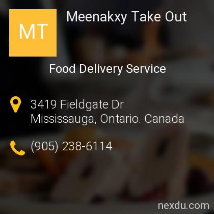 Meenakxy Take Out 267312
